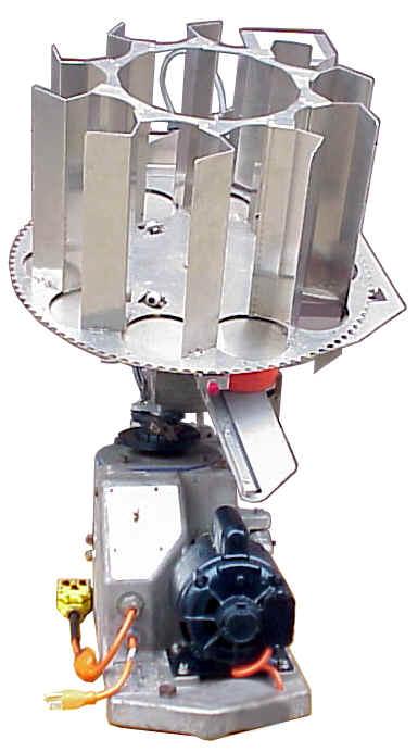 winchester trap machine